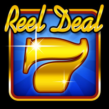 #1 Reel Deal Slots Club - Play free slot machines and win more free slots!Slot machines, fruit machines, poker machines, sim slots - we\'ve got \'em!Phantom EFX, the video slot machine leader, brings you multiple slot machines in one app. Enjoy playing slots and the thrill of the jackpot without wagering any real money.Features:-2 FREE SLOT MACHINES!-Win more free slots-Dream World Odds-Detailed Statistics: Win Rates, Average Winning, Best Streaks-Exciting Achievements and Progression-Enter Tournaments and compete with friends-Large collection of slot machines. Each game offers a different spin on your favorite slots!Free slot machines are not lite versions. Each of the free slots is full featured, including stats, achievements and giant jackpots.Compare to Arawella and Pokie Magic slots -  Phantom EFX slot machines are clearly the best slots around!Do you play Reel Deal LIVE? Points can be earned on these slots and transferred to your LIVE account with ease! Don't play LIVE? We'd love to have you join our community. Go to reeldeallive.com for more details.