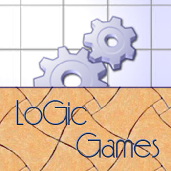 100 Logic Games - Time Killers FREE Puzzle Pack ! - Train your brain with 100 (+12) different types of Puzzle Games !Can\'t stand Sudoku ? Or actually, maybe you love it, but you're looking for a change ? These puzzle games are a lot more entertaining and enjoyable, providing similar mental exercise.Choose among increasingly difficult and big puzzle levels, save your progress, undo, restart and take advantage of the hints to keep going when stuck.An ideal companion for spare time, with enough variety you're sure to find at least one game you'll love.PARKS • Plant the Trees. But not too close !SNAIL • 1,2,3…1,2,3…Follow the Trail SKYSCRAPERS • Find the Skyline !TENTS • Each camper wants his shade. But his privacy too !ABCD • It's easy as ABC. Well, almost !BATTLESHIPS • Play solo Battleships. No peeking !NURIKABE • Walls and Gardens. Well, actually just one Wall and many GardensHITORI • Shady numbersLIGHTEN UP • Lighten your room, but not the light bulbs !MAGNETS • Respect the attraction. And the repulsion !HIDDEN STARS • They must be somewhere, just follow the arrowsBRANCHES • A branching alternative to NurikabeTATAMI • 1,2,3…1,2,3…Fill the matsFUTOSHIKI • A classic in inequalitiesHIDDEN PATH • Jump and follow the arrows BLOCKED VIEW • This time it's just one Garden and many WallsFILLOMINO • Number those ParksBLACK BOX • Fire Lasers, Find Atoms !NUMBER LINK • The Number ConnectionMASYU • Necklace and PearlsSLITHERLINK • Looping MinesweeperMOSAIK • Puzzler Painter LINESWEEPER • Revenge of the Looping Minesweeper HIDATO • Numbers MazeKAKURO • Sum it up !CALCUDOKU • Math SudokuLANDSCAPER • Variety is key !GALAXIES • Spiraling into SpaceCLOUDS • Weather RadarROOMS • Close that door !DOMINO • Tiles and TilesLOOPY  • Enough Slitherlink ?RIPPLE EFFECT • Mind the Ripples !BOX IT UP • Boxing IntervalWALLS • Maze of BricksSLANTED MAZE • Maze of Slants !MATHRAX • Diagonal Math Wiz(… many more !!)Features:• 10000 puzzle levels• Gamecenter achievements and leaderboards• Pinch Zoom for big puzzles• Auto-save game and quick resuming• In-game rules and solved example• Timed Hints • Note-taking for complex puzzles• Single game progress in list• Single purchase to remove the ads on all devices and get a Quick Input Panel for less tapsHave fun !