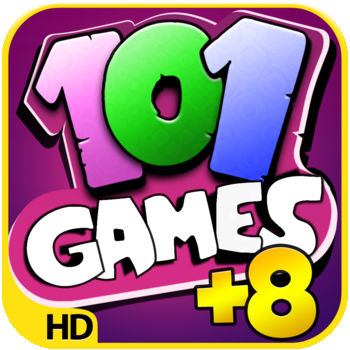 101-in-1 Games HD - 109 games for all tastes in one pack!This game is a collection of 109 games in 1 app in full HD quality!Join more than 20 million players around the world that are enjoying this game. This is a completely reworked version of the game adapted to iPad, and it includes games in huge variety of genres: puzzle games, fast paced arcade action, racing, sports, cooking, shooting, sudoku and many many more!  We now offer multiplayer games on single device, high-score tables, achievements and lots of other cool features!This collection is enough to satisfy all your gaming needs! Supported Languages: English, French, German, Italian, Spanish, Russian, Chinese, Japanese. * Subscribe to www.youtube.com/Nordcurrent for new videos and trailers! * Join us at www.facebook.com/Nordcurrent to participate in our competitions, win prizes and have fun!