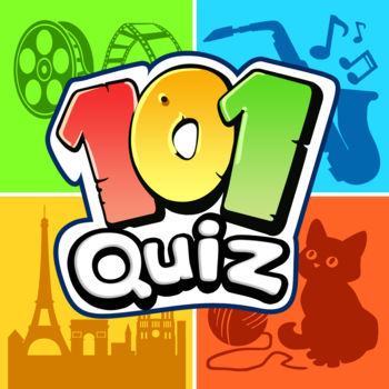 101-in-1 Quiz - This game is a collection of 101 quizzes in 1 app!Are you into music, movies and entertainment? Or maybe you love astronomy, physics and science? Oh, wait, you might be the history expert that knows everything about Europe in the XIX century! Anyway, in 101-in-1 Quiz, you can choose any topic you like and instantly start playing. With tens of thousands of questions, you can test and improve your knowledge in virtually any topic you like. You can also challenge your family and friends in local multiplayer over wi-fi or bluetooth. Furthermore, this is not just a text-based game – in some of the quizzes you will have to listen to music, in some check snapshots from the movies, etc. Jump in, put all your knowledge to the test! * Subscribe to www.youtube.com/Nordcurrent for new videos and trailers! * Join us at www.facebook.com/Nordcurrent to participate in our competitions, win prizes and have fun!