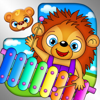 123 Kids Fun MUSIC Free Top Music Games for Kids - Beautiful, cool and simple music game for toddlers and preschool kids, which inspires and encourages kids to create own music. Great introduction to explore the world of music and sounds.This simple and intuitive game for toddlers and preschool kids has 25 different instruments to explore and have fun with including:* Xylophone, * Drums, * Guitars, * Trumpets, * Flutes, * Saxophone, * Bells and many many more!The game features activities that foster children's creativity, motor skills, and appreciation of sounds and music. 123 Kids Fun Music was extensively tested with preschool children to ensure its design is as simple as possible and children can explore the application independently. We hope your kids will love it!X is for Xylophone!123 Kids Fun Music lets your toddlers and preschoolers explore the fun filled world of musical instruments! This app is language neutral with no spoken language so that children from anywhere could play. Hours and hours of fun for the whole family.*** appymall.com ***\