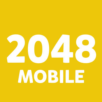 2048 Mobile Logic Game - Join the numbers - The 2048 Mobile app is a fun, addictive and a very simple puzzle game. Join the numbers and get to the 2048 tile! HOW TO PLAY: Swipe (Up, Down, Left, Right) to move the tiles. When two tiles with the same number touch, they merge into one. When 2048 tile is created, the player wins! FEATURES: - Share score with your Facebook friends - Leaderboard - Smooth gameplay - Nice animations Have fun! 2048 Mobile is based on 2048, created by Gabriele Cirulli, which was based on 1024 by Veewo Studio and conceptually similar to Threes by Asher Vollmer.
