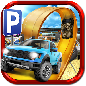 3D Monster Truck Parking Game - Take your driving skills to the next level.