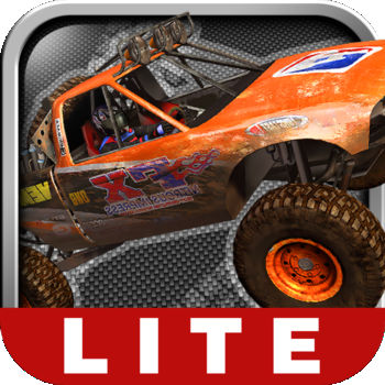 4x4 Jam Lite - Race 4x4 JAM the most unique all-terrain off-road racing game you could ever see on iPhone and iTouch - but don\'t take every turn seriously.Feel free to jump over your opponent or roll down a steep hill. There are no rules and no boundaries, racing goes for pure fun.Find yourself behind the wheels of off-road vehicles with realistic and the most enjoyable tilted or tapped game control. The realistic physics system of JAM put a smile upon your face.Don\'t look for boundaries like in other racing games, 4x4 jam doesn\'t limit the area. You can really drive as far as you wish!The game offers 100% total freedom to race across the varied terrains without any limitations.Listen to 9 licensed rock tracks during the intense races.Challenge your opponents on icy mountains or hot sand dunes and experience the excitement of hill climbing with custom build off-road vehicles.LITE version contains Jam mode:High-speed dash to race through a series of gates placed randomly on the terrain.A marker constantly indicates the most direct route between the vehicle and the next gate.Be the first to pass a gate and earn more points in more difficult modes.BUY FULL VERSION FOR CAREER MODE, MORE CARS, MORE TRACKS AND MORE GAMEMODES!What people say:- 4x4 Jam is one of the 50 best iPhone and iPod Touch games out to date. / AppGamer.net- 4x4 Jam is awarded with Best of 2009 BRONZE AWARD by PocketGamer- 4x4 Jam is awarded with HOTTEST award by iPhoneAppsPlus.com- 4x4 Jam is in the Top100 at AppStore/Games- 4x4 Jam is #7 in Racing / US AppStore- 4x4 Jam is in the \
