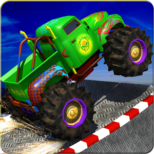 4x4 Monster Truck Stunts 3D - This wickedly fun and addictive arena for monster truck stunts will give you an adrenaline rush! Be daring when driving mega trucks on a rugged racing course.