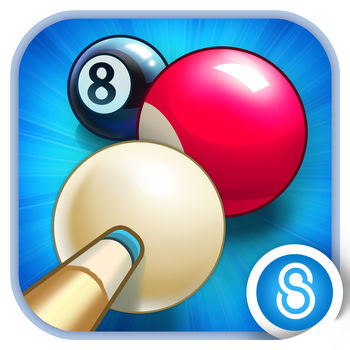 8 Ball Pool by Storm8 - *Most popular Classic 8 Ball Pool game on iOS!*Get ready to sink some balls and tear up the felt! Play online with real people or challenge a friend in Pass & Play Mode in the most popular Classic 8 Ball Pool game in the App Store: 8 Ball Pool by Storm8!• COMPETE head to head with players from all over the world in real time!• PLAY ANY TIME in Practice Mode - no Internet connection needed!• ENTER Tournaments to compete with up to 8 players in real time! Win all 3 rounds to be named Champion!• CUSTOMIZE your gear with unique Cue Sticks, Table Frames, Table Cloths, and Decals!• CHAT with your opponent while playing Online matches!• PLAY SOLO in Practice Mode against the timer to sharpen your skills!• PLAY A FRIEND in Pass & Play Mode on the couch, at work, on the bus, or anywhere!Come and play the most popular FREE Classic 8 Ball Pool game for your iPhone, iPad or iPod Touch!Please note: 8 Ball Pool by Storm8 is an online only game. Your device must have an active internet connection to play.Please note that 8 Ball Pool by Storm8 is free to play, but you can purchase in-app items with real money. To delete this feature, on your device go to Settings Menu -> General -> Restrictions option. You can then simply turn off In-App Purchases under \