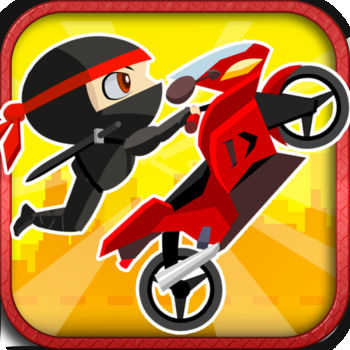 A Bike Race of Ninja Temple - Free Racing Game HD - * New App Launch: Get A Bike Race of Ninja Temple: Free Racing Game HD for FREE now *\