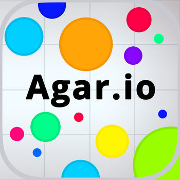 Agar.io - The objective of Agar.io is to grow a cell by swallowing both randomly generated pellets, which slightly increase a cell's mass, and smaller cells, without being swallowed by larger cells. The browser version currently holds four game modes: FFA (Free-for All), Teams, Experimental, and Party. The mobile version of the game includes: FFA (Free-For-All) and Rush Mode. The goal of the game is to obtain the largest cell; players restart when all of their cells are swallowed by another player. Players can change their cell's appearance with predefined words, phrases, symbols or skins. The more mass a cell has, the slower it will move. Cells gradually lose mass over time.
