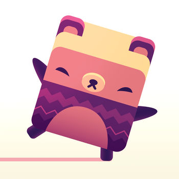 Alphabear: Word Puzzle Game - Alphabear is an original word puzzle game by Spry Fox, the developer of the award winning game Triple Town.In Alphabear, you spell words by selecting letters on a grid. When you use letters that are next to each other, bears appear! The more letters you use in an area, the bigger the bear gets, and the more points you earn. Perform well enough, and you might just a win a bear of your own to keep forever. Bears that you win can be used as powerups in future games! They increase the points you earn for using certain letters or spelling certain words, extend your timer, increase or decrease the frequency with which letters appear,  and more!