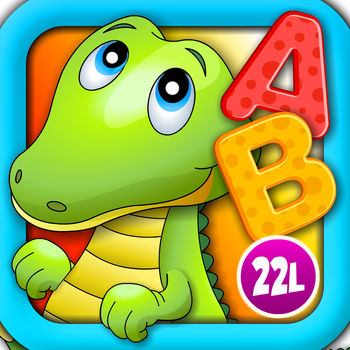 Alphabet Aquarium, ABCs Learning, Letter Games A-Z - ***** Brought to you by 22LEARN, the creator of Abby Basic Skills Preschool – a winner of Recommended Seal by Parents' Choice Awards. ***** A title from our extremely successful Abby series -- all TEN (!) RANKED #1 APP FOR KIDS on APP Store in many countries. Dive into our alphabet aquarium for an ultimate letter adventure. Toddler Aquarium presents the wonderful world of letters in four great games.================================ BEST WAY TO LEARN THE ENGLISH ALPHABET! Four great puzzle games with letters and animated animals to develop your child\'s skills.================================ Explore the shapes and names of letters with this new fun app developed by an award-winning educational publisher, 22learn, and a producer of the best-selling Abby Basic Skills app.Toddler Aquarium presents the wonderful world of letters in four great games that besides knowledge of letter shapes and names also help toddlers in the areas of matching and learning several representative words of certain initial letter for each letter of the alphabet. The application features a beautiful, bright, colorful design and a child-friendly interface. All the items to be manipulated are large enough to be easily grasped by children\'s fingers and no complicated menus have to be accessed by a child in order to play the game on his or her own. All the letters of the alphabet are presented in a series of 4 game modes that add variety and target different skills. INCLUDES 4 GREAT PUZZLE GAMES: * LETTERS PUZZLE: Help the crabs assemble a letter! Targets memorization of the visual shape of the letter. * ANIMALS PUZZLE: Make an animal puzzle! Drag the pieces back to their place and then observe a funny animation * SKY PUZZLE: Let\'s fly on clouds! Match the things onto the clouds! Targets matching objects with their silhouettes while learning a few words whose initial letter is the one practiced. * BEACH PUZZLE: The tide cast ashore so many things out of the ocean depths. Can you match the things back to their place? Targets the skills of matching letters and objects with their silhouettes. Each game mode is full of pictures and wonderful, cute animations children will love! FEATURES: - 4 game modes: Letters Puzzle, Animals Puzzle, Sky Puzzle, Beach Puzzle -  Possibility for parents to turn on/off only the games they want their children to practice -  Bright, colorful, child-friendly design -  Numerous adorable hand-drawn animations and illustrations for each letters -  All pronunciation by professional voice-over artists Please let us know any comments you may have at info@22learn.com. We are always happy to hear about your experience using our apps. Thank you for your download!