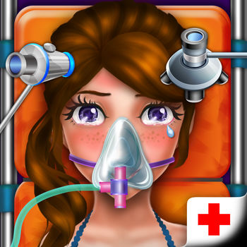 Ambulance Doctor - casual games - The ambulance is coming! Where there is a patient there is an ambulance. As an emergency doctor, please help those patients at once!
