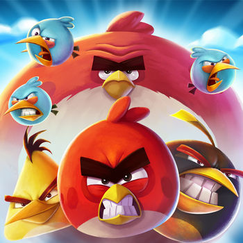 "Angry Birds 2 - The Angry Birds are back in the sequel to the biggest mobile game of all time! Angry Birds 2 starts a new era of slingshot gameplay with super stunning graphics, challenging multi-stage levels, scheming boss pigs and even more destruction.CHOOSE YOUR BIRD!It's the ultimate slingshot strategy – YOU choose which bird to fling next! ""But that makes it easier, right?"" WRONG! You'll need to choose wisely if you're going to stop those eggs from getting scrambled. Plus, destroy blocks to fill up the Destruct-O-Meter and earn extra birds!NEW MULTI-STAGE LEVELS!You've never seen Piggy Island like this – jaw-droppingly stunning levels brimming with exotic plants, quirky details and plenty of peril. And because those naughty porkies are building their teetering towers right under your beak, many levels have multiple stages. Uh oh.SPECTACULAR SPELLS!Blizzards, Hot Chilis, Golden Ducks and other outrageous spells give you an added advantage against those swindling swine. And when you need some serious help, guess who's at hand to make a pork-smashing cameo? That's right, it's the sardine loving Mighty Eagle. Oh yeah!CHALLENGE OTHER PLAYERS!Challenge players from across the world in the Arena to see who's the most hardcore bird flinger of them all. Play new tournaments every day, earn feathers to level up your birds and face off against the toughest competition on the planet. Game face!DEFEAT BOSS PIGGIES!There's some serious bad guys on Piggy Island, and your slingshot skills are needed to take them down. Foreman Pig, Chef Pig and the infamous King Pig will stop at nothing to keep your eggs. Are you gonna let 'em get away with that? It's time to teach the pork a lesson.-----------------------------Discover:https://www.angrybirds.com/Follow:https://www.facebook.com/angrybirdshttps://twitter.com/AngryBirds-----------------------------Angry Birds 2 is completely free to play, but there are optional in-app purchases available. Either way, get ready to rain destruction on those swindling swine!This game may include:- Direct links to social networking websites that are intended for an audience over the age of 13.- Direct links to the internet that can take players away from the game with the potential to browse to any web page- Advertising of Rovio products and also products from third partiesThis game may require internet connectivity and subsequent data transfer charges may apply. When the game is played for the first time, there is a one-off download of additional content.Terms of Use: http://www.rovio.com/eulaPrivacy Policy: http://www.rovio.com/privacy"