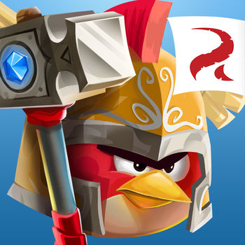 Angry Birds Epic RPG - Unleash the Angry Birds flock in a free turn-based RPG, and join a community of more than 85 MILLION players around the world!Angry Birds Epic sends you on a sprawling adventure across the tropical beaches, frosty mountains, and deep dungeons of Piggy Island in hundreds of challenging levels. Collect and craft a huge arsenal of weapons, and wield powerful magic to defeat fearsome boss pigs and their many minions. Crush troublesome pigs in battle to win epic loot, craft ever more powerful weapons and level up your party. To victory!---------------//---------------FEATURES:? FIGHT hordes of enemies in turn-based battles. Use the powerful skills of your birds to lead your flock to victory!? PLAY as heroic knight, mighty wizard, or helpful druid, and assemble the perfect party!? LEVEL UP and master your birds to defeat mighty boss villains like King Pig, Prince Porky or Wiz Pig.? CRAFT hundreds of weapons and magical potions! Improve your best equipment even further through powerful enchantments. ? COMPLETE rare equipment sets, and use them to unleash devastating power-effects in battle.? CHALLENGE real players from around the world in the arena. Progress from wood to diamond league and carve your place at the top the leaderboards.? JOIN limited time events to earn valuable upgrades and rewards! Follow the flock on Facebook and Twitter for news on upcoming events.---------------//---------------FOLLOW THE FLOCKhttps://www.facebook.com/angrybirdsepichttps://twitter.com/ABEpic---------------//---------------PLEASE NOTE: Logging into Game Center does not save your game data. To save your game progress in Angry Birds Epic, please sign up for a Rovio account or log into an existing one.Angry Birds Epic is free to play, optional in-app purchases are available.This game may include:- Direct links to social networking websites that are intended for an audience over the age of 13.- Direct links to the internet that can take players away from the game with the potential to browse to any web page- Advertising of Rovio products and also products from selected partnersThis game may require internet connectivity and subsequent data transfer charges may apply.Terms of Use: http://www.rovio.com/eulaPrivacy Policy: http://www.rovio.com/privacySupport: https://support.rovio.com/hc/en