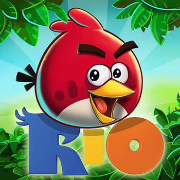 Angry Birds Rio - FREE FULL GAME – DOWNLOAD NOW!What happens when everyone\'s favorite fierce fowl get caged and shipped to Rio? They get very angry!OFF TO RIO!The original Angry Birds have been kidnapped and taken to the magical city of Rio de Janeiro! They've managed to escape, but now they must save their friends Blu and Jewel – two rare macaws and the stars of the hit movies, Rio and Rio 2.THE MIGHTY EAGLE! The Mighty Eagle is a one-time in-app purchase that you can use forever. If you get stuck on a level, this cool creature will dive from the skies to smash those meddling monkeys into oblivion. There's just one catch: you can only use the Mighty Eagle once per hour! Mighty Eagle also includes all new gameplay goals and achievements.POWER-UPS!Boosting your birds' abilities helps you complete levels with three stars so you can unlock extra content! Power-ups include the Sling Scope for laser targeting, Power Potion to supersize your birds, Samba Burst for dancing destruction, TNT for a little explosive help and Call the Flock for a blizzard of Macaw mayhem!320 FUN LEVELS! Plus 72 action-packed bonus levels across 12 addictive episodes!SPECTACULAR BOSS FIGHTS! Put your bird flinging skills to the ultimate test!CALL THE FLOCK! Get some demolition help from your Macaw buddies!POWER POTION! Juice up your bird! Power Potion transforms any bird into a devastating giant! UNLOCK BONUS LEVELS! Find objects hidden throughout the game to unlock even more levels!-----Follow us on Twitter:http://twitter.angrybirds.comBecome a fan of Angry Birds on Facebook!http://facebook.angrybirds.comTerms of Use: http://www.rovio.com/eulaThis application may require internet connectivity and subsequent data transfer charges may apply.Important Message for ParentsThis game may include:- Direct links to social networking websites that are intended for an audience over the age of 13.- Direct links to the internet that can take players away from the game with the potential to browse any web page.- Advertising of Rovio products and also products from select partners.- The option to make in-app purchases. The bill payer should always be consulted beforehand.