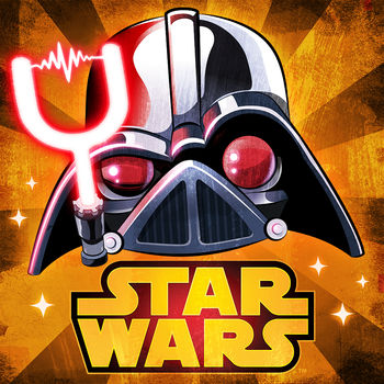 "Angry Birds Star Wars II - The Force is strong with this one. Get ready for Angry Birds Star Wars II – the epic follow-up to the #1 smash hit game! Based on the Star Wars movie prequels, use the Force for good against the greedy Pork Federation or choose a much darker path. That's right; for the first time ever you can ""Join the Pork Side"" and play as the fearsome Darth Maul, Emperor Palpatine and many other favorites!JOIN THE PORK SIDE! For the first time ever play as the pigs! Wield Darth Maul's double-bladed Lightsaber, or play as Darth Vader, General Grievous and other villains!30+ PLAYABLE CHARACTERS! Our biggest line-up ever of playable characters – Yoda, pod-racing Anakin, Mace Windu, Jango Fett and many more!TELEPODS! A groundbreaking new way to play! Now teleport your favorite characters into the game by placing your Angry Birds Star Wars Telepods* figures on your device's camera! BECOME A JEDI OR SITH MASTER! So many Bird and Pork Side levels to master, plus a bonus reward chapter and a ton of achievements to unlock!SWAP CHARACTERS AS YOU PLAY! Switch characters in the slingshot at any time – yours to earn or purchase!ToonsTV READY TO GO! The home of the hugely popular Angry Birds Toons animated series, plus many other top-quality videos!Follow @angrybirds on TwitterWatch the videos, read the comics and submit fan art at angrybirds.com/starwarsLike us at facebook.com/angrybirds and say hello!Terms of Use: http://www.rovio.com/eulaPrivacy Policy: http://www.rovio.com/privacy*Availability varies by country. Angry Birds Star Wars Telepods sold separately and are compatible with select mobile devices.Important Message for ParentsThis game may include:- Direct links to social networking websites that are intended for an audience over the age of 13.- Direct links to the internet that can take players away from the game with the potential to browse any web page.- Advertising of Rovio products and also products from select partners.- The option to make in-app purchases. The bill payer should always be consulted beforehand."