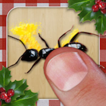 Ant Smasher Christmas - a Free Game by the Best, Cool & Fun Games - The best free game out there! Ant Smasher - smash all the ants you can!Smash ants with your finger in this great game!Ant Smasher is more social now - you can smash your friends\' pictures!!!Highly entertaining for kids, boys and girls. Special virtual goods that make the game easier for young players can be acquired!Features:+ Several Ants to Smash+ One of the best FREE Games ever!+ Dangerous Bee - Don\'t Touch the Bee!+ Global high-score rankings+ Different Game Modes+ Best Game for all ages!+ A funny app to pass the time.All... for FREE!Ant Smasher is brought to you by:Best, Cool & Fun Games - Free Game App Creation S.A., 2011We will keep bringing you the top best games and apps! Stay tuned for our other games and visit us at www.bestcoolfungames.comSimply touch the ants and relax! Simple, exciting, a must-play arcade game. Multiplayer support is coming soon.Be the best crusher out there!Download Ant Smasher while it\'s FREE!