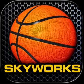 "Arcade Hoops Basketball™ Free - Beat the buzzer in this classic arcade game! In Skyworks® Arcade Hoops Basketball™ Free, it's a race against the clock to sink as many baskets as you can.With its challenging game play and the option to shoot to the beat of your own music, you'll never get bored. Connect to Facebook to challenge your friends for serious bragging rights!WHAT THE PLAYERS SAY:""A great game to play and will have players addicted for a long time."" – Gamezone""Arcade Hoops Basketball is really well done... Good value and good quality."" – 148 Apps""..one of the most realistic and fun games I have used on the iPhone."" – Mike's iPhone BlogFEATURES:- Classic Game Mode: sink the most 2-point shots in 45 seconds- Choose your own music: Select in-game music or use your own music library- Local high score boards- Facebook Integration- Challenge a friend: play against your friends!Can't get enough Arcade Hoops? Download the full version to play:- Three Fun and Challenging Game Modes-- Classic: sink the most 2-point shots in 45 seconds-- Progressive: score the most 2 and 3 point shots in 99 seconds against a moving backboard-- 3 Point: score as many 3 pointers as you can in 45 seconds- Eight unique skins: Choose your favorite themed environment-- Arcade: Play using the classic look of arcade hoops-- New! Carnival: what really is behind ""the curtain"", complete with juggler and carnival ball-- New! Robot: get out the oil! Robot hands, robot cage and even a robot ball!-- Zombies: Play as a member of the undead-- Space: a celestial shooting experience featuring constellations and a special ""Moon"" basketball-- Doodle: doodle drawings and a doodle cage!-- Christmas: Feeling festive? Shoot your baskets alongside a Christmas Tree with a giant ornament basketball!-- St Patrick's Day: a green & white ball plus all the Irish music you can handle- Game CenterWhen you're taking a break from Arcade Hoops Basketball Free, try out Skyworks' other hit titles such as WORLD CUP TABLE TENNIS™ and ARCADE BOWLING™. Or, just search for ""Skyworks"" in the App Store search bar, find your favorite games, and have a BLAST!If you like our games, show us some love on Twitter (@SkyworksGames) and Facebook (http://on.fb.me/skyworks)! Thanks, and get to playing!"