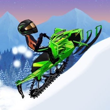 Arctic Cat Extreme Snowmobile Racing - Become king of the mountain!  Arctic Cat® Extreme Snowmobile Racing allows players go on an epic snowmobile journey. Travel as far and fast as possible through endless scenic winter environments. Conquer hills, maneuver moguls, pound though powder, and clear mountain gaps. Upgrade real Arctic Cat sleds to catch big air and pull off sick tricks. Unleash your inner cat with customizable sled skins and characters.Features• Endless Rider that will challenge you with multiple environments• Simple controls will get you riding quickly• Ride real Arctic Cat sleds• Unique trick system to pull off big air and even bigger rewards• Dozens of characters and sled skins to collect and show off your styleFor the most fun play on iPhone 5, iPod 5th Generation, iPad 2 or newer.