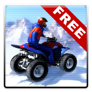 ATV Extreme Winter Free - ?? FREE FULL VERSION GAME! NO BANNERS, NO ADS, NO IN-APP Purchases, NO ADWARE! ?? Strap on the winter goggles, kick start the engine and get some radical air in this fun and fast-paced ATV challenge.