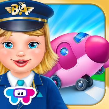 Baby Airlines - Airport Adventures - ~~~> Thank you for flying Baby Airlines! The most adorable airlines on the app store! ~~~> Real-life airport activities! Check-in passengers, X-ray luggage, fix the airplane and more!  ~~~> Fly your very own airplane! Fasten your seatbelt and get ready for takeoff! Get ready for a fun-filled airport adventure! The Baby Airlines crew needs YOUR help to run the airport smoothly. From check-in to security check to landing, it\'s up to you to make sure your passengers are safe and happy! Clean up the airplane and make sure your passengers are ready for their awesome flight! With tons of airplane activities, there's so much fun to be had! You be the captain! Fly your Baby Airlines plane with the interactive flight simulator! You can even run the airport traffic control tower by solving fun-filled mazes! Don't forget to fix up the plane so that it\'s in tip-top shape. Replace the wheels, pump fuel and connect the broken wires! You can even head to the body shop to build and customize your airplane!  Features:> Check-in customers> Match the destination, class and seat to customers\' tickets> Tap flight system controls to fly the plane> Find customers\' lost luggage items> Drag tools like the air drill and fuel pump to fix the airplane> Tap to connect broken wires> Check luggage with the X-ray machine> Solve control tower mazes > Clean up the airplane to prepare for take-off > Customize your airplane at the body shop ABOUT TabTale With over 1 billion downloads and growing, TabTale has established itself as the creator of pioneering virtual adventures that kids and parents love. With a rich and high-quality app portfolio that includes original and licensed properties, TabTale lovingly produces games, interactive e-books, and educational experiences. TabTale's apps spark children's imaginations and inspire them to think creatively while having fun! Visit us: http://www.tabtale.com/ Like us: http://www.facebook.com/TabTaleFollow us:@TabTaleWatch us: http://www.youtube.com/Tabtale	 	 	CONTACT US Let us know what you think! Questions? Suggestions? Technical Support? Contact us 24/7 at WeCare@TabTale.com.IMPORTANT MESSAGE FOR PARENTS: * This App is free to play but certain in-game items may require payment. You may restrict in-app purchases by disabling them on your device.* By downloading this App you agree to TabTale's Privacy Policy and Terms of Use at http://tabtale.com/privacy-policy/ and at http://tabtale.com/terms-of-use/.Please consider that this App may include third parties services for limited legally permissible purposes.