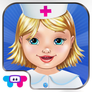 Baby Doctor - Toy Hospital Game - ~~> You\'re the Doctor! Time to care for the most precious patients, babies!~~> Awesome new doctor toy tools like sticker removal, change diaper & a toothbrush for pearly whites!   ~~> Here you will find a rich doctor\'s toy tools kit that you can use and you can even give a gift to your baby patient!Now it's time for the most precious patient of all-- babies! These babies thankfully are healthy, but they sure are playing sick so they're here for your help! Start by choosing from 4 adorable babies who need your care and listen to their heart: when you squeeze their hand they'll even tell you they love you! Follow your nose to see if your baby needs their diaper changed with your awesome new smell detection. Use the lamp to cast light on the baby, it can even shine with cool stars and bubbles! Did your baby patient get a sticker, too? No worries Doctor, you can handle it! Use the awesome new sticker removal by rubbing cotton gauze on the tattoo and it will disappear like magic! Don't forget to use your handy thermometer and check for a fever! Oops-- did baby forget to brush their teeth? That's what you're there for! Make their pearly whites shine when you use the toothbrush! Noticed your little patient has a runny nose, too? Easily solved with your help! Simply use the soft tissue to wipe it away and your baby patient will be happy and healthy! Sometimes it's hard to know what's wrong with a baby, but with your help and expertise, you can get them healthy in no time! Features:> Diagnose the baby when you check for a fever, listen to its heart, or even use the x-ray! > Amazing treatment tools like tattoo removal & tweezers, and you can even help the baby to blow its nose and brush its teeth! > The baby can't tell you how it feels, so use your five senses, like smelling a dirty diaper, to understand what's wrong! > Use everything in your kit and give your baby patient a gift at the end of the treatment to make her feel super! > Use your nose to see if the baby has a stinky problem! What\'s inside:> 12 doctor tools toys! Like the stethoscope, thermometer, the blood pressure sensor, and x-ray and many more! > Treatments like tattoo removal, bandages, cherry cough syrup, tissues to wipe away their sniffles, and a toothbrush to clean their teeth! > 16 colorful bandages, plasters, and stitches!> 4 adorable babies that need your help!> 2 Doctor Kits for all of your medical needs, the First Aid Kit and the Pro Kit! ABOUT TabTale With over 1 billion downloads and growing, TabTale has established itself as the creator of pioneering virtual adventures that kids and parents love. With a rich and high-quality app portfolio that includes original and licensed properties, TabTale lovingly produces games, interactive e-books, and educational experiences. TabTale's apps spark children's imaginations and inspire them to think creatively while having fun! Visit us: http://www.tabtale.com/ Like us: http://www.facebook.com/TabTaleFollow us:@TabTaleWatch us: http://www.youtube.com/Tabtale	 	 	CONTACT US Let us know what you think! Questions? Suggestions? Technical Support? Contact us 24/7 at: WeCare@TabTale.com.IMPORTANT MESSAGE FOR PARENTS: * This App is free to play, but certain in-game items may require payment. You may restrict in-app purchases by disabling them on your device.* By downloading this App you agree to TabTale's Privacy Policy and Terms of Use at: http://tabtale.com/privacy-policy/ and at: http://tabtale.com/terms-of-use/.Please consider that this App may include third parties services for limited legally permissible purposes.