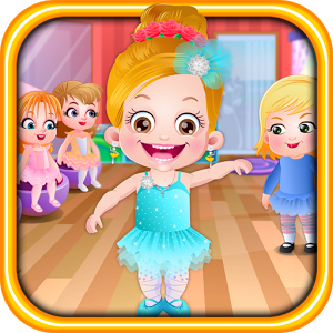 Baby Hazel Ballerina Dance - Play Baby Hazel Ballerina Dance game for free on your android device. Hurray! Mom has enrolled Baby Hazel to Ballerina Dance Class. But she gets nervous in her class as it\'s her first day. Can you be a good friend to her and boost her confidence? First of all bathe her and dress her up in Ballerina costume and accessories. In her dance class, motivate her to follow the dance steps carefully. Fulfill all the needs of Hazel without making her cry. Mom gives surprise gifts to HazelA cheerful day of Baby Hazel starts with surprise gifts. Mom pampers Hazel by giving her bath in tub full of Ballerina toys. She also has some surprise gifts for Baby Hazel on completing interesting tasks while having shower. Let us see what surprise gifts and tasks mom gives to her little angel.Baby Hazel enjoys refreshing showerBaby hazel is happy to have surprise Ballerina toys from mom and now it is time for Hazel to take bath. Enjoy giving her a shower using mild soap and shampoo. Pay heed to all the demands of Hazel to earn bonus points.Baby Hazel gets ready for Ballerina dance classBaby Hazel is feeling energetic after having a refreshing shower. Baby Hazel has to get ready for her Ballerina dance class. Can you dress her up in Ballerina costumes and accessories? Also create nice hairdo for her. Baby Hazel learns Ballerina danceThankfully, Baby Hazel is not late for her dance class. Oh! But our darling Hazel feels shy to learn steps in front of her teacher and other kids. Be a good friend to her and motivate her to learn Ballerina dance by following teacher\'s instructions carefully. Play Baby Hazel Ballerina Dance game online on Topbabygames at :  http://www.topbabygames.com/baby-hazel-ballerina-dance.htmlPlay Baby Hazel Ballerina Dance game online on Babyhazelgames at : http://www.babyhazelgames.com/games/baby-hazel-ballerina-dance.htmlPlay video at : https://www.youtube.com/watch?v=bDl-4hsUriEVisit us – http://www.axisentertainment.org/Follow us – https://twitter.com/topbabygamesLike us – https://www.facebook.com/babyhazelgames