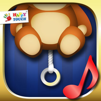 Baby's Lullabies Music Box Set (from Happy-Touch Apps and Games for Kids) - +++ MOST HELPFUL BABY APP OF THE YEAR +++With this wonderful app, your baby will fall asleep gently and quietly. And so will you :-)Select up to 12 cute wind-up dolls - each one with a popular sleeping melody (eg. Frere Jacques).# # # 12 IN 1- With this set you will receive up to 12 high-quality music wind-up dolls in one app- Each one with its own illustrations and cute animations- Each one with its own good-night sounds in top quality- Choose between the sound of a classic music box or a gently played piano- Individual time set: 1, 3, 5, 10 minutes or INFINITE- No need to pull again anymore!# # # YOUR ADVANTAGEYou know it: puzzles, books, games - usually they cost a lot of money - but often end up in the corner soon.Our promise from Happy Touch: Every app is being developed with young parents. All suggestions during development directly affect our work. As a result, we are able to provide you with the best apps for babies and young kids.# # # FREE TRIALTry and download this app NOW - IT\'S FREE!Then decide whether you want to discover more - fair, right?And now ... nighty night ;-)Your Happy Touch development team.