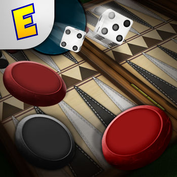 "Backgammon Deluxe Free - Backgammon Deluxe Free is an excellent version of one of the oldest two player dice board games. Players win by removing all of their pieces from the board. Although luck is involved and factors into the outcome, strategy plays a more important role in the long run. Play against the computer or with a friend.3 levels of AI gameplay (easy, medium and hard) lets you keep having fun as you improve your game.Features:- 3 levels of AI (easy, medium and hard)- Play against the computer or against another person in 2 player mode.- 3 different boards to choose from.- Great background music and sounds.We hope you enjoy Backgammon Deluxe Free! You can buy our Backgammon Deluxe game without ads.??? Please check out our other great FREE games as well!  Just type ""ensenasoft free"" into iTunes search box to get a list and download them all.  We have FREE versions of Mahjong, Backgammon, Isrever, Chess, Checkers, Minesweeper, Gomoku, Sudoku, Four In A Row, Mancala, Tic Tac Toe, Word Search, Hangman and Solitaire! ???"