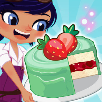 Bakery Blitz: Cooking Game - To bake a dash of sweetness with dishes like Cakes, Cookies and Ice cream, Download Bakery Blitz now! A top rated FREE ADDICTIVE Time Management game!Sugar's on a mission to restore sweetness to the world - help her bake and serve divinely delicious desserts as you travel from land to land in a magical airship bakery!  You can almost smell the warm, sweet scents swirling through the air...FEATURES:* More than 50 desserts and drinks to prepare - cookies, cake, hot chocolate, fruit salad, ice cream sandwich, cotton candy, fudge, ice cream cone, apple cider, coffee, lemonade, Italian soda, and many more delicious items.* 18 different locations with it\'s unique cuisines - visit Lemonshine Orchard, Swiss Chocolate Alps, Cherryglow Forest, Fruitful Fields, Eclair Academy, and many more places. New locations are on the way!* More than 400 levels to complete, and more added regularly.* More than 20 unique and quirky customers that never stops to surprise you. * Over 100 upgradable kitchen appliances for you.QUIRKY CUSTOMERS!Finagle the fun twists introduced by new customers like the handsome Beekeeper, the oh-so-punctual Clockmaker, and the terrifying Queen!  Learn your customers' favorite foods to know them better than they know themselves!TREAT YOURSELF!Upgraded Ingredients and Stations make your bakery a well-oiled machine and help you keep up with the outrageous demand for your scrumptious sweets.  Get 3 Stars to earn Star Tickets for traveling to distant Lands!MAGICAL POWER-UPS!Tap into the magic - use potent Power-Ups to speed up your stations, placate your patrons, and multiply your moola!  TONS OF SWEET LEVELS!Help Sugar restore sweetness to the world as you explore hundreds of levels in mystical fantasy lands like Lemonshine Orchard, Cherryglow Forest, and Lavender Lake.  Each land is bursting with fresh, unique ingredients and magical new tools for your bakery!  Every level brings you closer to defeating Baroness von Bitter's evil curse!FREE GIFTS FROM YOUR FRIENDS!Connect to Facebook to compare scores and exchange free gifts to advance faster and farther in the game! This is an entertaining cooking strategy game to bake cake, pastries, cookies, many other desserts and to make exotic juice and drinks too. Highly addictive and engrossing game-play that will keep you hooked to this restaurant simulation for a long time. It\'s an academy where one could learn essential \'Cooking and Baking 101: Making Cakes and Cookies\' in a fun way! Practice and sharpen your culinary knowledge, and impress your friends!*************************IN-APP PAYMENTS: Bakery Blitz is free to play, but you can buy special items to use in the game.Before you download this experience, please consider that this app contains social media links to connect with others, in-app purchases that cost real money, advertising of RockYou products and products from select partners and push notifications to let you know when we release exciting new content.POLICY: Please see our privacy policy and terms of agreement here: http://rockyou.com/privacy-policy/REVIEWS: Please rate Bakery Blitz and leave us a review! We love hearing from our fans! Keep updated on new features and game hints: https://www.facebook.com/bakeryblitzgame/. Like us on Facebook: https://www.facebook.com/games/bakeryblitz/. Tweet Tweet! Bakery Blitz is also on Twitter, come say hi: @BakeryBlitzGameWant to make real world versions of your favorite Bakery Blitz treats? Follow us on Pinterest! www.pinterest.com/BakeryBlitzGameFollow Sugars\' sweet adventures on Instagram: @BakeryBltzGame Having a problem? Got a suggestion? We\'d love to hear from you. Please reach us at bakeryblitz@rockyou.zendesk.com.