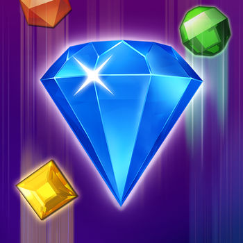 Bejeweled Blitz - Enjoy one minute of endless match-3 fun from PopCap and EA – and play for free! Detonate as many gems as you can in 60 action-packed seconds in the hit puzzle game played by over 25 million people worldwide. Match three or more and create cascades of awesome with Flame gems, Star gems, and Hypercubes. Use powerful Rare Gems and dominate the weekly leaderboards. Feeling lucky? Play the Daily Spin each day for your chance to win 1,000,000 free Coins!This app offer in-app purchases. You may disable in-app purchasing using your device settings.DISCOVER AMAZING RARE GEMSPropel your score into the Bejeweled Blitz stratosphere with the matchless power of Rare Gems, from always-available gems like Kanga Ruby to limited-time gems like Sunstone and Aquartz! And watch for more Rare Gems to keep sending your score up.CAUSE EXPLOSIVE EXCITEMENTBoost your fun with Detonators, Scramblers, and Multipliers. Match as fast as you can to earn Blazing Speed and blow gems away. Enjoy the Last Hurrah and keep the points piling up even after your game time expires.TOP THE LEADERBOARDSChallenge your friends on Facebook to beat your best 60-second score. Own the top spot on your weekly tournament leaderboard. Fill your stats to become the ultimate Bejeweled master and earn bragging rights galore.MATCH WITHOUT FEARNever played Bejeweled Blitz before? No problem! Our interactive tutorial quickly walks you through the basics to get you ready for all the gem-matching puzzle action. Plus, new users get 100,000 Coins free to help get you started.AMAZING SOUND AND GRAPHICSFeast your eyes and ears on diamond-sharp high-definition graphics and sounds. See gems sparkle, hear the crackle of blazing speed, and become immersed in the wondrous matching world of Bejeweled Blitz!Merry Christmas! Happy holidays!Terms of Service: http://www.ea.com/terms-of-serviceGame EULA: http://tos.ea.com/legalapp/mobileeula/US/en/GM/Visit https://help.ea.com/ for assistance or inquiries.EA may retire online features and services after 30 days' notice posted on www.ea.com/1/service-updatesImportant Consumer Information: requires a persistent Internet connection (network fees may apply); requires acceptance of EA's Privacy & Cookie Policy, TOS and EULA includes in-game advertising; collects data through third party analytics technology (see Privacy & Cookie Policy for details); contains direct links to the Internet and social networking sites intended for an audience over 13.