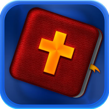 Bible Trivia - Christian Bible test to grow faith with God. Guess Jesus quotes, audio clues and more - Bible Trivia is the most fun you\'ll have studying the Bible! ------------------------------------------------- FAQ:Q. I can\'t hear the audio.  How do I get it to work?A. Make sure to have the vibrate button set to ringer.  Another option is to use headphones.Q. Which translation are you using?A. We are using ESV .------------------------------------------------- Test your Bible knowledge by guessing the word… with all clues created from Bible verses!  Don\'t just take our word for it. More than 100,000 people have played the game! See what others have said!* \