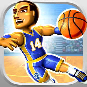 BIG WIN Basketball - THE #1 BASKETBALL GAME ON MOBILE! - PLAY TODAYFrom the opening tip off to the game winning jump shot, it's a guaranteed slam dunk in BIG WIN Basketball. This is the basketball game for everyone. Drive the lane and rattle the rim!CREATE your own unique dream team, COMPETE against opponents from around the world, WATCH your team battle it out on the court, BOOST your player's shooting, passing, blocking and other skills, then get ready to win the Amateur and Pro trophies for the ultimate BIG WIN! FRIENDS MODE Connect to Facebook and challenge your friends to action packed basketball games EVENTS MODE Players can compete in limited time cup events for a chance to win HUGE prizes TROPHY MODE Choose the number of games you want to play, rally your players and battle it out in Pro and Amateur trophies to reach the top of the table QUICK MATCH MODE Practice your ball skills and test your team's abilities in this fast, casual game mode CREATE your own unique dream team, COMPETE against opponents from around the world, WATCH your team battle it out on the pitch, BOOST your player's passing, shooting, dribbling and other skills and get ready for the ultimate BIG WIN! HIGHLIGHTS * Full team and player customization allowing you to create your own fantasy team! * Flick through and open Bronze, Silver and Gold card packs to find new players and skill boosts to improve your team * Play game-changing Big Impact cards and watch them affect the outcome when they come to life on the court! BIG IMPACT CARDS - Ball Swatter- Cashing In Dimes- Sixth Sense- Rainmaker- Breaking Ankles- Pick Pocket- and many more… Other games in Hothead Games\' BIG WIN Sports Series include:BIG WIN BaseballBIG WIN FootballBIG WIN Hockey BIG WIN SoccerBIG WIN MLBBIG WIN NHLPlay your favorite sport with BIG WIN Sports! Go for the BIG WIN!By downloading this app you are agreeing to be bound by the terms and conditions of Hothead\'s Terms of Use (www.hotheadgames.com/termsofuse) and are subject to Hothead\'s Privacy Policy (www.hotheadgames.com/privacy-policy).© 2016 Hothead Games Inc., Hothead, Big Win and Big Win Sports are registered trademarks of Hothead Games Inc., all rights reserved.