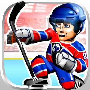 Big Win Hockey - THE #1 HOCKEY GAME IN OVER 40 COUNTRIES!Time to hit the ice with BIG WIN Hockey! From the opening face off to the final buzzer BIG WIN Hockey is the game for everyone. CREATE your own unique dream team, COMPETE against opponents from around the world, WATCH your team battle it out on the ice, BOOST your player's passing, shooting, skating and other skills and get ready to hoist the Daily Trophy for the ultimate BIG WIN! HIGHLIGHTS * Full team and player customization allowing you to create your own fantasy team! * Open Bronze, Silver and Gold card packs to find new players, skill boosts to improve your team and collect other cards to stay at the top of the standings* Play game-changing Big Impact cards and watch them affect the outcome when they come to life as the exciting on-ice action unfolds! * Earn coins and Big Bucks by playing matches, leveling up and winning the Daily Trophy so you can open more card packs! BIG IMPACT CARDS * Howitzer!* Big Hits * Tape to Tape* Sharpshooter* Offensive Draws* Defensive Draws* Puck Luck * Puck Magnet * Dangler* Injury Free * and many more… GAME OVERVIEW * Universal app for iPad, iPhone and iPod touch * Accessible experience for everyone * Game Center leaderboards * Twitter and Facebook integrationOther games in Hothead Games\' BIG WIN Sports Series include:BIG WIN BaseballBIG WIN BasketballBIG WIN FootballBIG WIN SoccerBIG WIN RacingPlay your favorite sport with BIG WIN Sports! Go for the BIG WIN!© 2016 Hothead Games Inc., Hothead, Big Win and Big Win Sports are registered trademarks of Hothead Games Inc., all rights reserved.