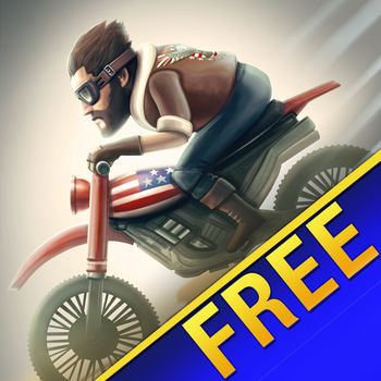 Bike Baron Free - Number one in 89 countries with over 8 million players, Bike Baron is the Ultimate Bike Game for iPhone and iPad! Featured by Apple as GAME OF THE WEEKiOS Game of the Day - IGN Number ONE in Quality Index round-up for October! - PocketGamer \