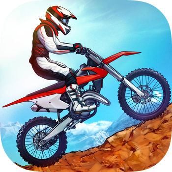 Bike games - dirtbike moto cross games for free - Become the most professional rider, do most outstanding tricks and come to the finish first!*****************Motocross Pro Rider presents to you over 12 unique tracks to complete playing in two game modes. Show your speed and great control of your bike in Trial Mode and earn the most point sum by doing craziest trick combinations in Freestyle Mode.Motocross Pro Rider has one of the most popular iPhone community system integrated in. Unlock achievements to earn Open Feint scores and compete with people all over the world using leaderboards  in both Trial and Freestyle Modes.Features:- 60 Unique Tracks!- Two Different Game Modes- Realistic Physics Engine- Addicting Freestyle System- Different Controls Options- Well-looking 2D Graphics