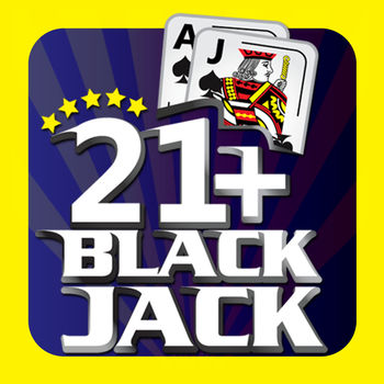 Blackjack 21 + Free Casino-style Blackjack game - Get a casino quality Blackjack experience right on your iPhone, iPad, or iPod Touch! Download Blackjack 21+ and double down for intense gambling action with up to three hands at once. Play and feel like a real high roller without ever dropping a penny starting right now!Get ready for the gambling thrills of Las Vegas on-the-go, right at your fingertips, and all for FREE!Blackjack 21 + is the gold standard among Blackjack games available on iOS. A flawless virtual Blackjack experience on either your iPhone, iPad, or iPod Touch, this game lets players play up to three Blackjack hands simultaneously on one table! Everything from the game's beautiful, intricately detailed graphics, to authentic casino sounds, and genuinely exciting gameplay feels like the real thing! Best of all with Blackjack 21 + the fun is always free! If you lose all your chips just hit reset and start playing again!Everything from the rules, to the betting structure and excitement is true-to-life in Blackjack 21 +. Players start with a base stack of cash and play up the limits until they either go bust or sit down to gamble for millions on every hand in this classic casino card game! All normal Blackjack actions such as doubling down, splitting pairs, taking insurance, and more are all included too. To boot, the game allows players to save their gameplay statistics to easily reference how they do against the house in the long run and to help them hone their strategy as they play!To ensure that the game stays accessible to any level of player, Blackjack 21 + includes a handy Hint feature to offer users gameplay tips or help them make the right decision in tough spots. Flexible in-game features also allow gamers to change between different table stakes limits and switch their tables' felt colors with the click of a button too. More competitive players can unlock achievements, share scores via Facebook and Twitter, and compete online via interactive Game Center leaderboards for ultimate bragging rights too!Press your bets for a good time and go all in with Blackjack 21 + on iOS today!Features:? Authentic casino Blackjack gambling experience! ? Unlock higher table limits? The more $$$ you win the higher you can bet! ? Play by genuine casino Blackjack rules? Keep track of 19 different gameplay statistics? Handy Hint feature to help novice players? Score sharing via Facebook and Twitter? Daily and Hourly Bonuses? Unlockable Game Center Achievements? Competitive Game Center Leaderboards? Engaging scoring features? Universal iOS compatibilityBlackjack 21 + is developed by Smash Atom Games.Remember, Blackjack 21 + is for entertainment purposes ONLY. It does not offer real money gambling!Become our fan on Facebook: http://www.facebook.com/Blackjack21Plus