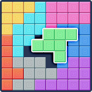 Block Puzzle King - Block puzzle is a puzzle game to fill the empty space using of blocks [Features] - Six kinds of different game modes.