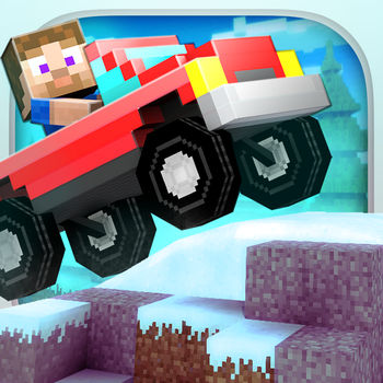 Blocky Roads Winterland - Jump into your car and discover the snowy mountains of Winterland!Oh no, your animals wandered away from your farm.  Hurry find them before they freeze outside!Main Features:- 3 tracks to conquer- 3 awesome vehicles- Customizable character- Car Editor! Build and Paint Your own car block by block!- Beautiful Voxel Graphics- GameCenter achievements