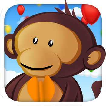 Bloons 2 - Bloons 2 is now free to play for a limited time! Celebrating the release of Bloons TD 5, pop your way through dozens of awesome bloon puzzles for free! Follow Bloons on Twitter to receive the latest news and information @bloonsiphoneBloons 2 is the follow up to the number 1 iOS smash hit Bloons and is brought to you by the team behind Bloons TD 5.Everyone\'s favourite Monkey is back and this time he\'s bringing with him some all new weapons in the battle against the Bloons. He\'s going to need all the help he can get though as the Bloons also have a few new surprises in store. Armed with an arsenal of darts, battle through 8 unique lands in an attempt to pop as many Bloons as possible. Can you master the Anti Grav, pilot the Monkey Ace precisely or perfect the timing to pop Camo Bloons before they disappear? Well it\'s time to find out as Bloons 2 has it all. Some levels require precision, some require skill and others require puzzle solving skills. One thing is for certain though popping Bloons is so much fun!Bloons 2 is a highly addictive puzzling skill game which will have you begging for just one more go and for the first time ever it\'s universal. That\'s right now you can enjoy the game in all it\'s high definition glory on iPhone, iPad and iPod Touch.Have you got what it takes to beat the Bloons? Featuring:* Simple yet highly addictive gameplay.* Intuitive touch controls. * Universal build with retina display and full screen iPad resolution.* 9 uniquely themed worlds.* 108 levels of one more go madness.* All new Bloons and shot types including Bees, Anti Gravi and Monkey Ace.