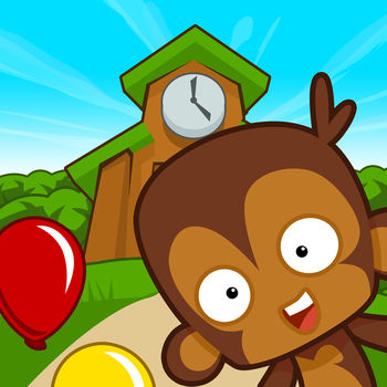 Bloons Monkey City - Create, upgrade, and customize your very own Bloons Monkey City in this groundbreaking blend of city building and tower defense awesomeness!UNIQUE SIMULATION + STRATEGY GAMINGTake back the wilderness from the invading bloon hordes and pop your way from a modest settlement to a thriving metropolis. Attack bloon-infested territory adjacent to your city, win a short tower defense game, and add the captured territory to your city as a space on which to build. Buildings are the heart of your city, and each one has a specific purpose - individual monkey towers for battle, upgrades for those towers, farms and banks to drive your economy, power to supercharge your city, epic buildings for epic powers, and decorations to make your city more awesome. Every time you build, your city looks cooler, you increase your power potential in tower defense play, and you open up even more rewards and challenges.AMAZING DEPTH AND VARIETYAll 21 of the fully awesomized and carefully balanced Bloons TD 5 towers are available within Monkey City, with completely new unlock mechanics. More than 130 buildings and decorations give you endless strategies and city design options. Explore the wilderness to find treasure tiles and uncover 11 powerful special items like the Banana Replicator and the Dark Temple Idol. Burst bloons on 55 all new tower defense maps or test your mastery on 13 wildly challenging original special missions. Either way, be ready to encounter all new bloon waves and special bloon attack patterns like Cash Starve or Fast and Furious.REINFORCE YOUR FRIENDSConnect with Facebook and Game Center friends, then help each other win and expand. Send Supply Crates back and forth for bonus starting cash. Visit friends\' cities to check out their strategies and their city design skills, and while you\'re there root out any bloon spies to win a reward for both you and your friend.SHOW OFF YOUR SKILLSBuild up the strongest lineup of monkey towers possible and compete with other players for the best score in weekly Contested Territory events. Use the latest in monkey science to send player vs. player bloon attacks, then see whose defenses are the strongest and earn extra rewards for victory.Download for free and play Bloons Monkey City now!Pro tip: You can move your buildings when they are not upgrading or damaged - just tap and hold then move to a free captured tile!Please Note:Bloons Monkey City is free to download and play (aside from internet, carrier, data, device, and other services for which the player is financially responsible), but some in-game items can be purchased with real money. You can turn off the payment feature by disabling in-app purchases in your device\'s settings, or reach us at support@ninjakiwi.com for help. City data is organized individually, so if you share multiple cities on one device through multiple Game Center or Facebook logins, do note that your IAP will only apply to the city active during purchase.