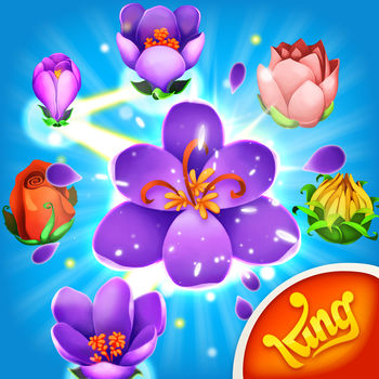 Blossom Blast Saga: Match & Link Flowers to Grow! - Link your way through tons of bee-autiful flower-filled gardens to make colorful buds blossom before you run out of moves! Match and link to make the flowers grow in Blossom Blast Saga, a free-to-download linker game from the makers of Candy Crush Saga & Farm Heroes Saga!Link 3 or more flowers of the same type to make them grow. Watch as you set off an exciting chain-reaction of blooming flowers and blast through a huge selection of matching puzzles!Blossom Blast Saga features:Connect Flowers and Make Them Pop!• Link 3 or more flowers of the same color and make the last flower in the chain blossom• Simple to learn, fun to play and challenging to master • Revel in gorgeous graphics and beautiful effects set in exquisite gardens• Clear entire flowerbeds for \'Awesome Blossom!\' and 'Flower Power!' game assistsAdventure in the Garden!• Join Blossom as she travels through 600 garden levels• Explore levels like Dreamy Meadow, Carnival Garden and much more4 Exciting Game Modes!• Scoring Mode: Match 3 of the same colored flowers to get more points• Remove the Weeds Mode: Link surrounding flowers to remove weeds from the garden• Big Bud Mode: Connect big buds of the same color flower or blossom nearby flowers until the number reaches zero• Collect Flowers Mode: Create a link of colored flowers in a sequenceGame with Your Friends Online• Keep an eye on your friends and competitors with online leaderboards!• Easily sync the game between devices and unlock full game features when connected to the internetMatch your way through delightful gardens, link together beautiful flowers and share your experience with your friends. Download Blossom Blast Saga for free flower linking fun!Already a fan of Blossom Blast Saga? Like us on Facebook or follow us on Twitter for the latest news:facebook.com/BlossomBlastSagatwitter.com/blossomblastBlossom Blast Saga is completely free to play but some optional in-game items will require payment.You can turn off the payment feature by disabling in-app purchases in your device's settings.Last but not least, a big THANK YOU goes out to everyone who has played Blossom Blast Saga!