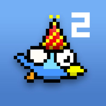 Blue Bird 2: Flappy Resurrection - Your favorite bird is back, and better than ever! Now with all new moves! Brand new gameplay! 5/5 \
