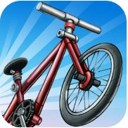 BMX Boy - Speeding Up, Jumping,performing various tricks in the air and landing safety.