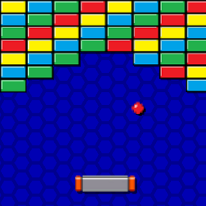 Brick Breaker Arcade - Welcome to Brick Breaker Arcade: re-live your youth with this retro game!This is an app which will remind you of the classic arcade games of the past. Your objective is to break all the coloured bricks on each level and battle your way through all 60 unique levels to become a champion.  Move the paddle from side to side with your finger and bounce the ball around the screen to destroy the coloured blocks.  This game features various power up pills to help you in your exploits such as multi-ball (blue), power-ball (yellow), laser fire (purple), lengthen platform (green) and one to avoid that will shorten the platform (red) .  You can save your top ten scores on the local leader board and compete against friends.  If you are logged in to Google Play your score will be uploaded to the global leaderboard to compete against the world.