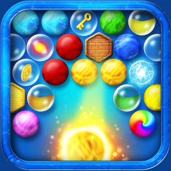 Bubble Bust! Free - *** Thanks to your support Bubble Bust! is THE MOST POPULAR bubble shooter game! ***Bubble Bust! has exceeded all our expectations and now over 10 MILLION people around the world are playing the game! Thank you all for your support! Some player reviews: - \