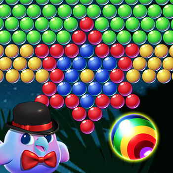 Bubble Shooter - Fashion Bird - Classic Bubble Shooter is available free games on the App Store now! The most famous puzzle and Match-Three game,a classic free bubble game, and the lovely bubble shooter puzzle game download it now!As a classic puzzle game, Bubble shooter is popular for a long time. No matter elderly, women,children,housewives or pretty girls all love Bubble Shooter. Bubble Shooter is a very funny and happy game.  Enjoy it with your family.What\'s the different?1. You can feed your own pet(bird, dog, cat).2. You can dress up your pet.What we have?1. More than 1000 funny and challenging shooting  game levels to challenge your brain.The classic bubble shooter, same as the original version.2. 25 kinds of sweet candy bubbles.3. Easy to learn, addictive bubble gameplay ,challenging to master.4. Fantastic graphics, fluent shooting experience.5. Smooth animations, cool gameplay.6. Captivating arcade inspired music.7. Match 3 meets bubble burst.Drag your finger to move the target, aim, and shoot!Pop all the bubbles!8. More strategy.What we hope?1. We hope to bring happy and relax to you.2. We hope to help you kill your time.3. We hope to help you train you brain and finger.4. We don\'t want you alone. We will be with you.Bubble shoot can train your brain and finger. Unlike word search game, Bubble shooter is suitable for all countries. Bubble Shooter is one of the best matching and puzzle game!How to play bubble shooter?1. Move your finger to the target, aim, and shoot! 2. Match three bubbles can clear them or more bubbles to make them burst.3. Match more bubbles to make them burst can get points as bonus.4. Each color you clear will not appear again. Pop bubbles strategically to make more combos and points.5. At the end of game, All bubble will be pop out. Tap the bubble also can get points as bonus.6.Save lovely bird!7.Clear all the bubbles on the screen to complete the puzzle level, and try to get more score on each puzzle.If your family have elderly, you want them to keep away from mahjong, card and other casino game or they want find something to kill time. If your wife, childs or girl friend always bother you.If your husband or boy friends always live you alone.You can try to download bubble shooter. All you problem will go away. Download now! Enjoy hours of fun with this classic Bubble Shooter Game.Important:Bubble shooter is all free game without in app purchase.Bubble shooter is offline game, You can play it without wifi or internet.The Last:As a free puzzle bubble game, we need to show ads to feed our team.We promises that playing this game will not be forgettable and will be your most enjoyable experience with bubble games on App Store! Sorry for our ads and hope you can help us.