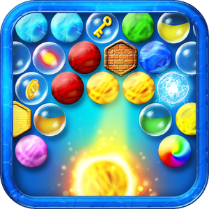 Bubble Shooter - Bubble Bust! - the #1 bubble shooter game played by over 10 MILLION people - featuring 3 amazing bubble worlds and 300 levels of serious bubble-popping fun is now completely FREE! This amazing bubble shoot game features highly addictive gameplay, 3 bubble worlds and 300 FREE levels of bubble-shooting fun, global high scores, 3 star ranking system and TONS of exciting new bubbles and power ups never seen before! Bubble Bust! features: ? 3 bubble worlds and 300 levels of serious bubble shooting fun! ? Breathtaking visual effects ? Tons of exciting new bubbles and power ups ? Realistic game physics ? Captivating arcade inspired music ? 35 awesome achievements ? Global high scores let you compete against players from around the world ? Three star ranking system ? Tracks today's and personal records for each level ? Accurate controls, with two ways to shoot ? Excellent replay value ? Colorblind mode ? and much much more.