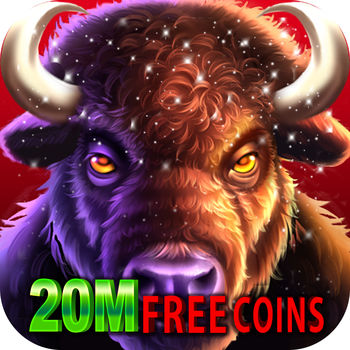 Buffalo Slots-Royal Casino Fun Slot Machines! - Enjoy yourself and play the best slot machine games in APP Store! 20,000,000 FREE coins to get you started!Play the greatest slot machines for FREE, the original jackpot casino! If you love the thrill of casino slots gambling and games like roulette, then you will love this brand slots. Download real vegas 777 casino slots for Fun!Play Royal Slots, the FREE vegas slots with impressive graphics and sounds will give you the best slot machine gaming experience you have ever had. Join party fever and let beauty show you the way to get Mega Bonus and Major Jackpot! And We have all the best gambling games and unique slots. Welcome to play! Game Features:-Get started with 20,000,000 FREE coins!-Free coins every hour so you can play your favorite slots anytime. -Cumulative wheel spin rewards enable you to get more Free Coins and Gems.-Kinds of gameplay, including classic slot machines style and some new one.The game is intended for an adult audience and does not offer real money gambling or an opportunity to win real money or prizes. Any success in social casino gaming is not indicative of future success at real money gambling.Questions?E-mail us at: support@luckios.com