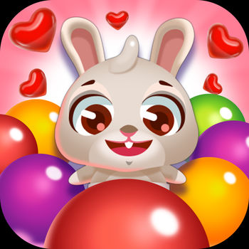 "Bunny Pop! - Easy rule but unlimited fun! Enjoy the world\'s most beloved bubble shooting game for FREE!This is a new bubble shooting game created by BitMango, the creator of HIT app, Roll the Ball™ - slide puzzle & Block! Hexa Puzzle.""Bunny Pop"" is a very fun and addictive bubble shooting game, you won't stop playing!Rescue the baby bunnies caught by the wicked wolves!HOW TO PLAY• Tap where you want to throw!• Match 3 or more bubbles of the same color to pop!• Special boosters & bubbles to help you pass those tricky levels.• Pop all bubbles with minimum shoots to win higher scores• Don\'t worry! No time limits!FEATURES• Bubble Shooting Game- Shoot through bubbles!• TONS OF UNIQUE LEVELS- Over 200+ stages are unique and full of fun and amazing challenges!- Explore the beautiful world with Bunny!• EASY AND FUN PLAY- Easy to learn and fun to master gameplay• 7 Day Events!- Play everyday, Get more rewards!• NO TIME LIMIT- Play it at anytime and anywhere!• NO WIFI? NO PROBLEM!- You can play offline in anytime.• STUNNING GRAPHICS- Soothing sounds and gorgeous visual effectsNOTES• Bunny Pop contains the ads like banner, interstitial, video and house ads.• Bunny Pop is free to play, but you can purchase In-app items like  AD FREE and Coins.E-MAIL• contact@bitmango.comHOMEPAGE• http://www.bitmango.com/Like us on FACEBOOK• https://www.facebook.com/BitMangoGamesHere pop the pop everywhere pop pop!"