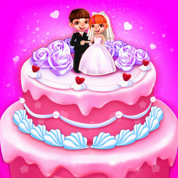 Cake Maker! Free Best Food Sweet Cooking Games - Take a picture of yourself & friend and be a mini chef in this fun cake cooking game. We all love delicious sweet cake. Plus, It\'s a lot of fun making one. How about a huge designer wedding cake with pink frosting? Or a sweet birthday cake with chocolate toppings? Even a DIY one with so many incredible yummy icings? Yes, here comes the most fabulous Cake Maker. You can make whatever you like. Let\'s go.Product Features:- A super fun food making game.- Take a picture to cartoon yourself and friend.- Create all kinds of cake from scratch. - Decorate each designer treat with pink frosting, chocolate and more.- Pick from many different fun cake toppings.- Share your creations with friends. Have a cake party!How to play:- Tap to take pictures to be the chef and characters in the game.- Add & mix all the cake ingredients together.- Choose the cake type you like. Wedding cake, birthday cake, or DIY cake?- Decorate each cake with different kinds of toppings, frosting and many more.- Tap to enjoy the cake with your friends and family- Take a picture to show off.Visit our official site at http://www.crazycatsmedia.comFollow us on Twitter at https://twitter.com/CrazyCatsGameLike us on Facebook at https://www.facebook.com/Crazy-Cats-Media-Inc-151088417916252